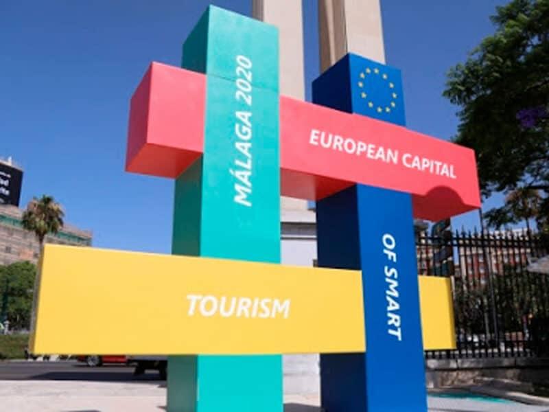 Málaga - Capital 2020 y 2021 del Turismo Inteligente
